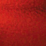 Vidro Vermelho Cobre Corrugado