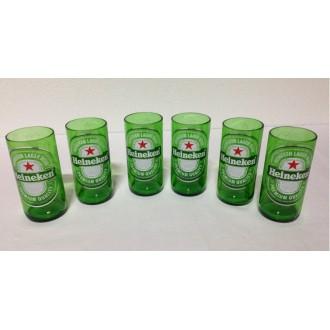 Copo Heineken - jogo com 6 - 330ml
