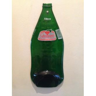 Garrafa de Vidro Refrigerante Guaraná - Fusão - Parede