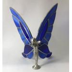 Dama com Asas - Lady Butterfly - Tiffany 2
