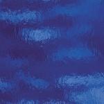 Vidro Azul Escuro Corrugado