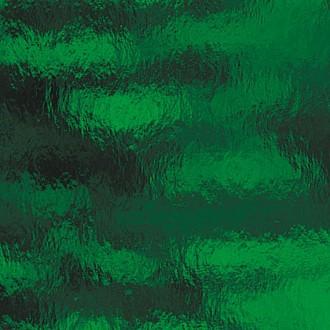 Vidro Verde Escuro Corrugado