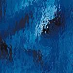 Vidro Azul Escuro Waterglass 96