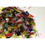 Confetti de Vidro Multi Cor - COE 96