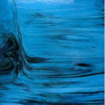 Vidro Azul Reativo com Preto 96