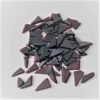 Blister de Vidro Purpura Transparente (100grs)
